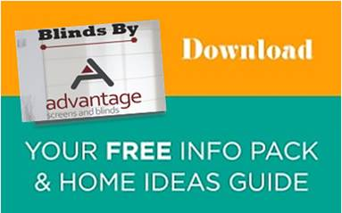 Advantage Screens and Blinds Brochures